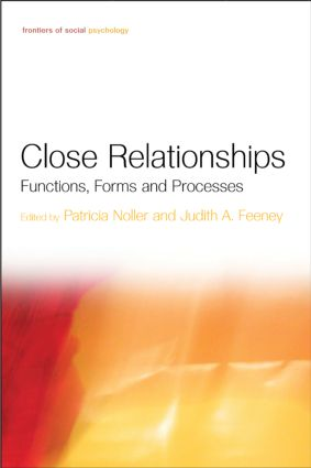 Close Relationships: Functions, Forms and Processes (Hardback) book cover