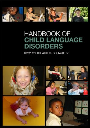 Handbook of Child Language Disorders (e-Book) book cover