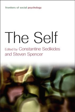 The Self: 1st Edition (Hardback) book cover