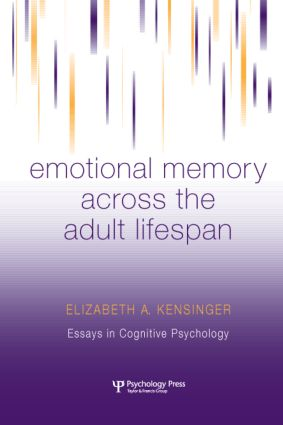 Emotional Memory Across the Adult Lifespan book cover