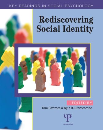 Rediscovering Social Identity: 1st Edition (Hardback) book cover