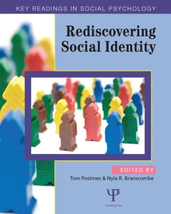 Rediscovering Social Identity (Paperback) book cover