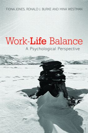 Work-Life Balance: A Psychological Perspective (Hardback) book cover