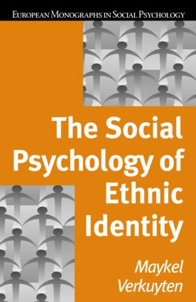 The Social Psychology of Ethnic Identity (Hardback) book cover