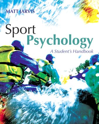 Sport Psychology: A Student's Handbook (Paperback) book cover