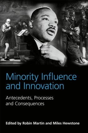 Introduction: Theory and research on minority in¯uence