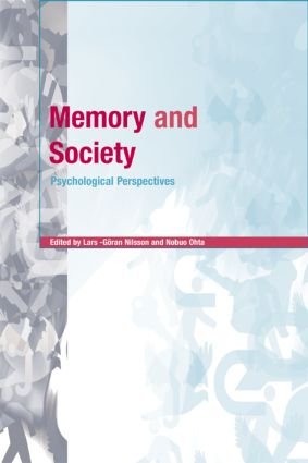 Memory and Society: Psychological Perspectives (Hardback) book cover