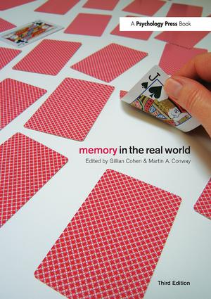 Memory in the Real World: 3rd Edition (Paperback) book cover