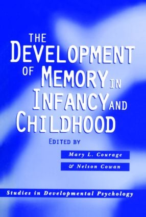 The Development of Memory in Infancy and Childhood: 2nd Edition (Hardback) book cover