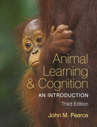 Animal Learning and Cognition, 3rd Edition: An Introduction, 3rd Edition (Paperback) book cover