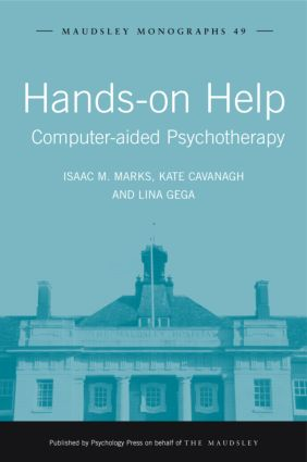Hands-on Help: Computer-aided Psychotherapy (Hardback) book cover
