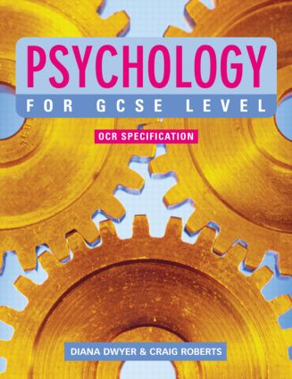 Psychology for GCSE Level book cover