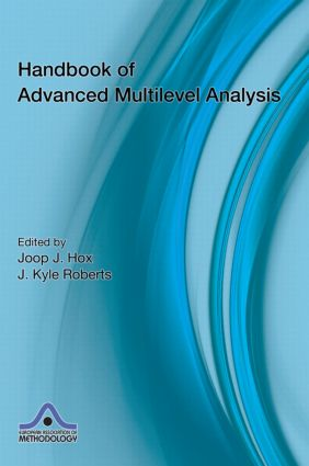 Handbook of Advanced Multilevel Analysis (Hardback) book cover