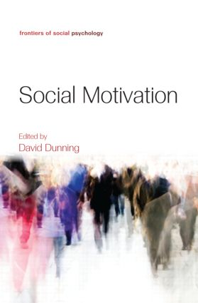 Social Motivation book cover