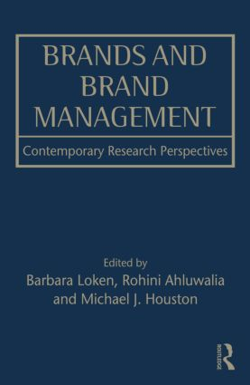 Brands and Brand Management: Contemporary Research Perspectives (Hardback) book cover