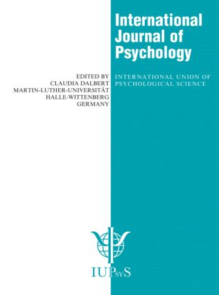 Behavior Analysis Around the World: A Special Issue of the International Journal of Psychology (Paperback) book cover