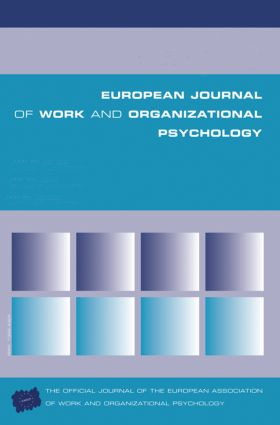 Psychological and Organizational Climate Research: Contrasting Perspectives and Research Traditions: A Special Issue of the European Journal of Work and Organizational Psychology (Paperback) book cover