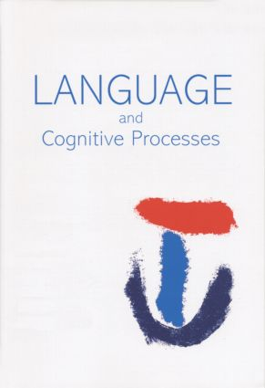 Language Production: Third International Workshop on Language Production: A Special Issue of Language and Cognitive Processes (Paperback) book cover