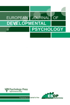 Developmental Co-construction of Cognition: A Special Issue of European Journal of Developmental Psychology (Paperback) book cover