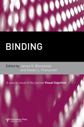 Binding: A Special Issue of Visual Cognition (Hardback) book cover