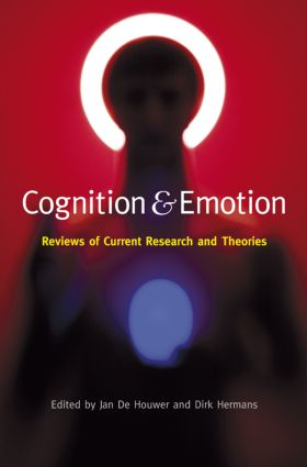 Cognition & Emotion: Reviews of Current Research and Theories (Hardback) book cover
