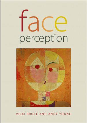 Face Perception (Hardback) book cover