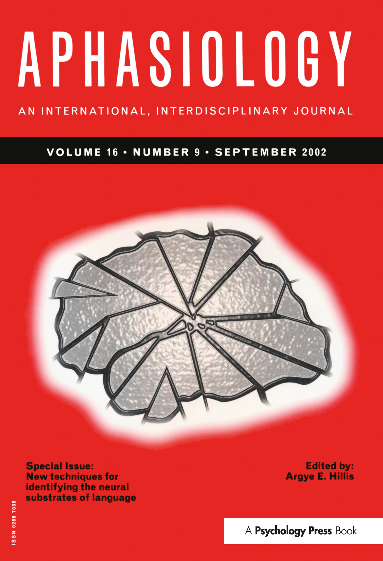 New Techniques for Identifying the Neural Substrates of Language: A Special Issue of Aphasiology (Paperback) book cover