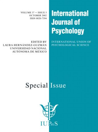 Prospective Memory: The Delayed Realization of Intentions: A Special Issue of the International Journal of Psychology book cover
