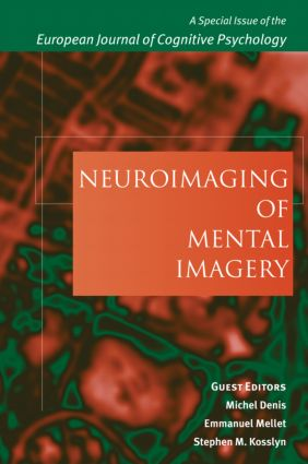 Neuroimaging of Mental Imagery: A Special Issue of the European Journal of Cognitive Psychology book cover