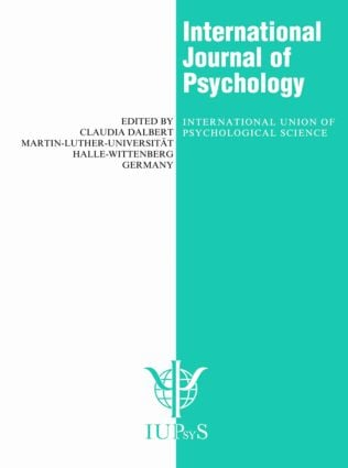 International Practices in the Teaching of Psychology: A Special Issue of the International Journal of Psychology book cover