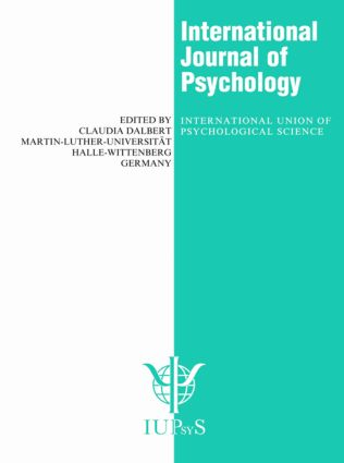 International Practices in the Teaching of Psychology: A Special Issue of the International Journal of Psychology (Paperback) book cover
