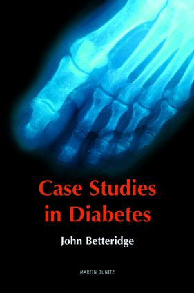 Case Studies in Diabetes: 1st Edition (Hardback) book cover