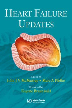 Heart Failure Updates: 1st Edition (Hardback) book cover