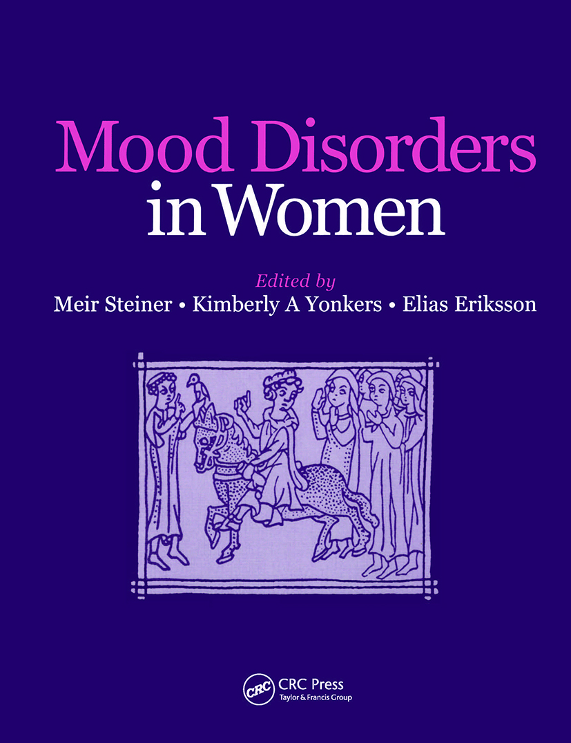 Mood Disorders in Women: 1st Edition (Paperback) book cover