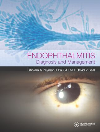 Endophthalmitis: Diagnosis and Treatment, 1st Edition (Paperback) book cover