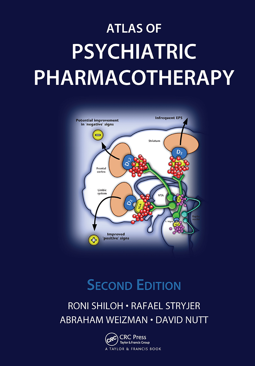 Atlas of Psychiatric Pharmacotherapy: 2nd Edition (Paperback) book cover
