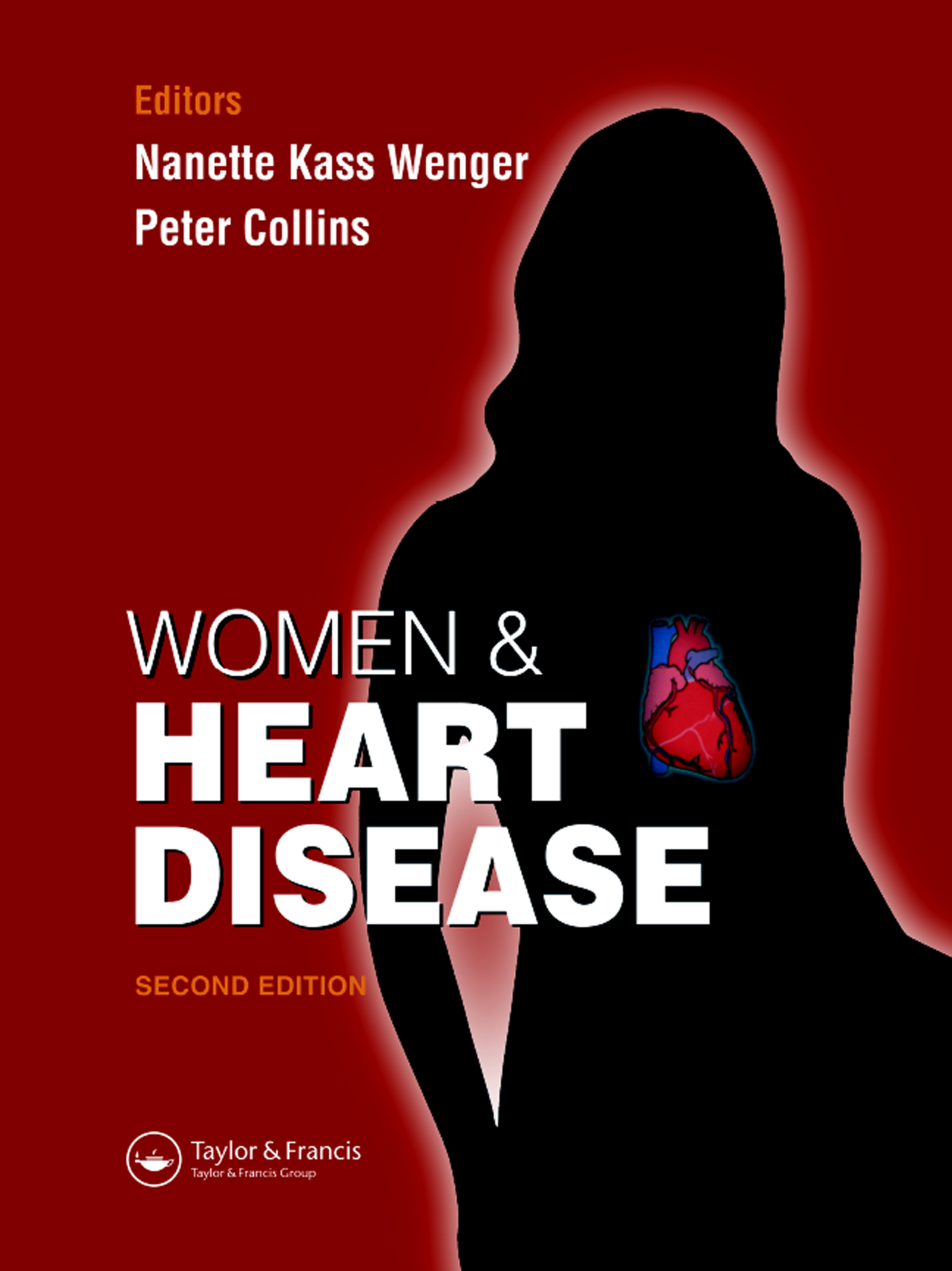 Women and Heart Disease: 2nd Edition (Hardback) book cover