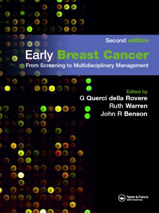 Early Breast Cancer: From Screening to Multidisciplinary Management, 2nd Edition (e-Book) book cover