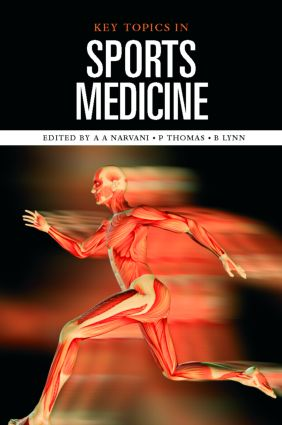 Key Topics in Sports Medicine (Paperback) book cover