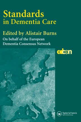 Standards in Dementia Care (e-Book) book cover