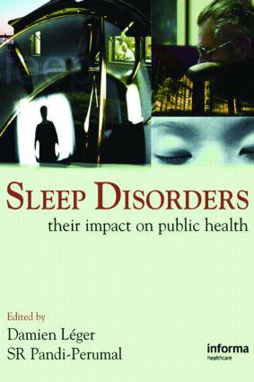 Sleep Disorders: Their Impact on Public Health, 1st Edition (Hardback) book cover
