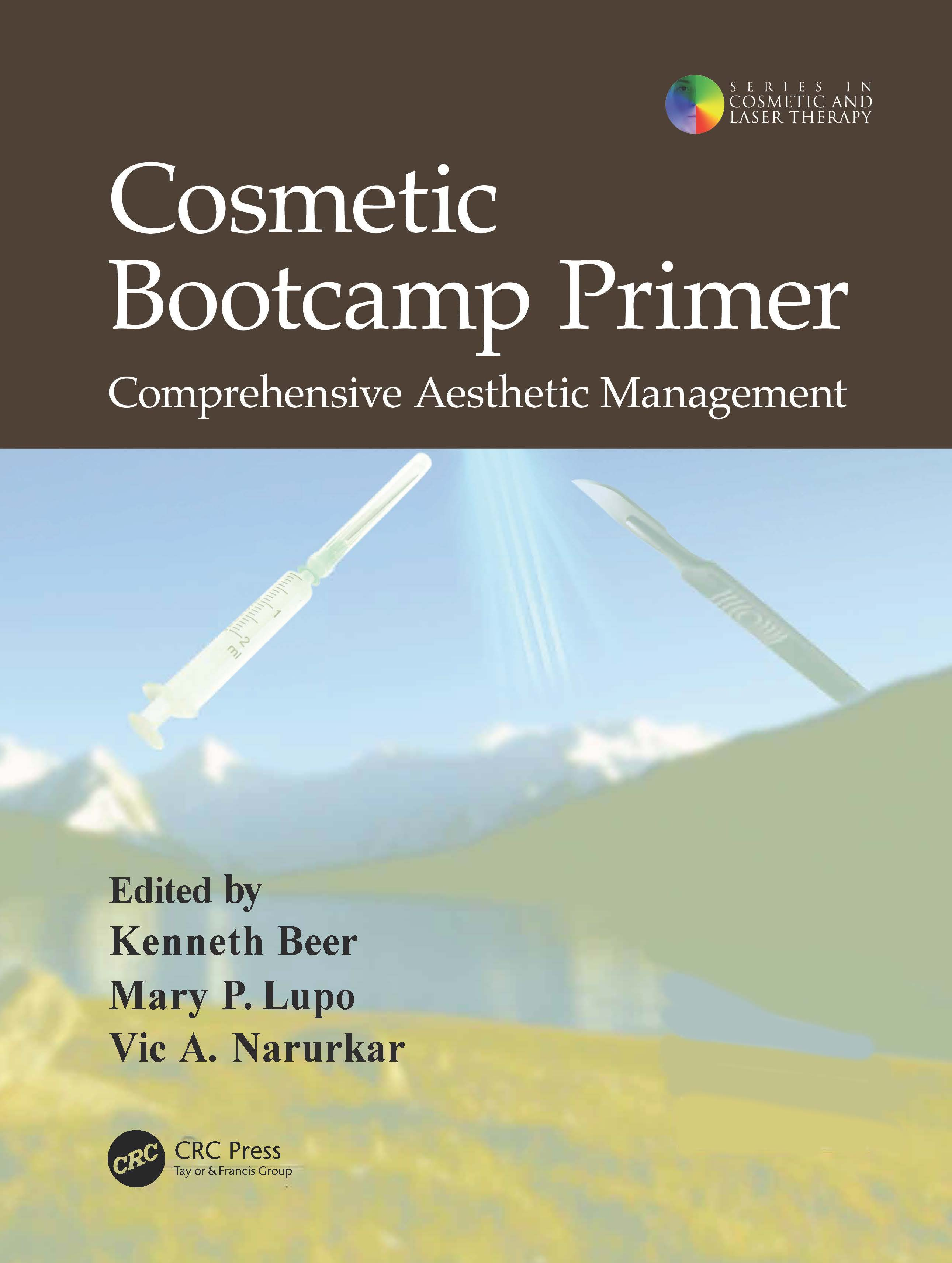 Cosmetic Bootcamp Primer: Comprehensive Aesthetic Management book cover