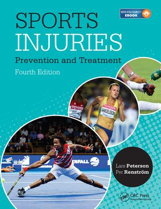 Sports Injuries: Prevention, Treatment and Rehabilitation, Fourth Edition book cover