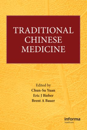 Traditional Chinese Medicine: 1st Edition (Hardback) book cover