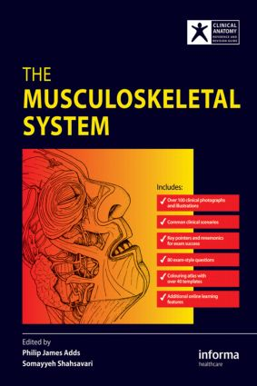 The Musculoskeletal System: 1st Edition (Paperback) book cover