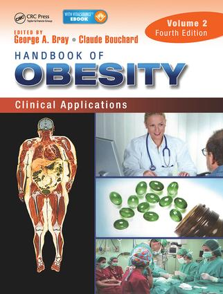 Handbook of Obesity – Volume 2: Clinical Applications, Fourth Edition, 4th Edition (Hardback) book cover