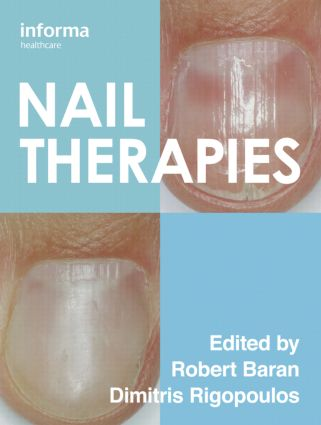 Nail Therapies: 1st Edition (Paperback) book cover