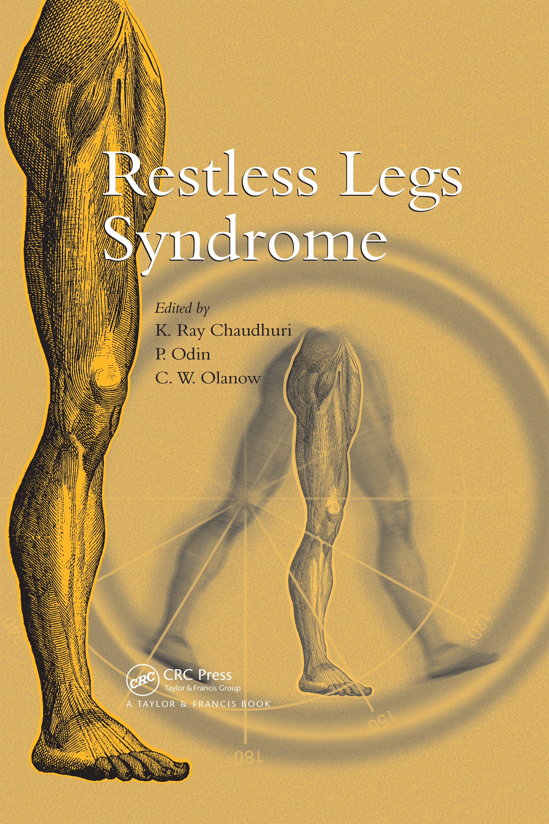 Restless Legs Syndrome: 1st Edition (Hardback) book cover