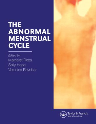 The Abnormal Menstrual Cycle: 1st Edition (Paperback) book cover