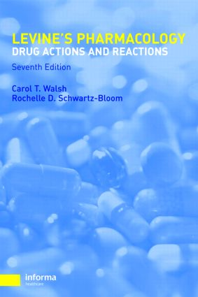 Pharmacology: Drug Actions and Reactions, 7th Edition (Hardback) book cover